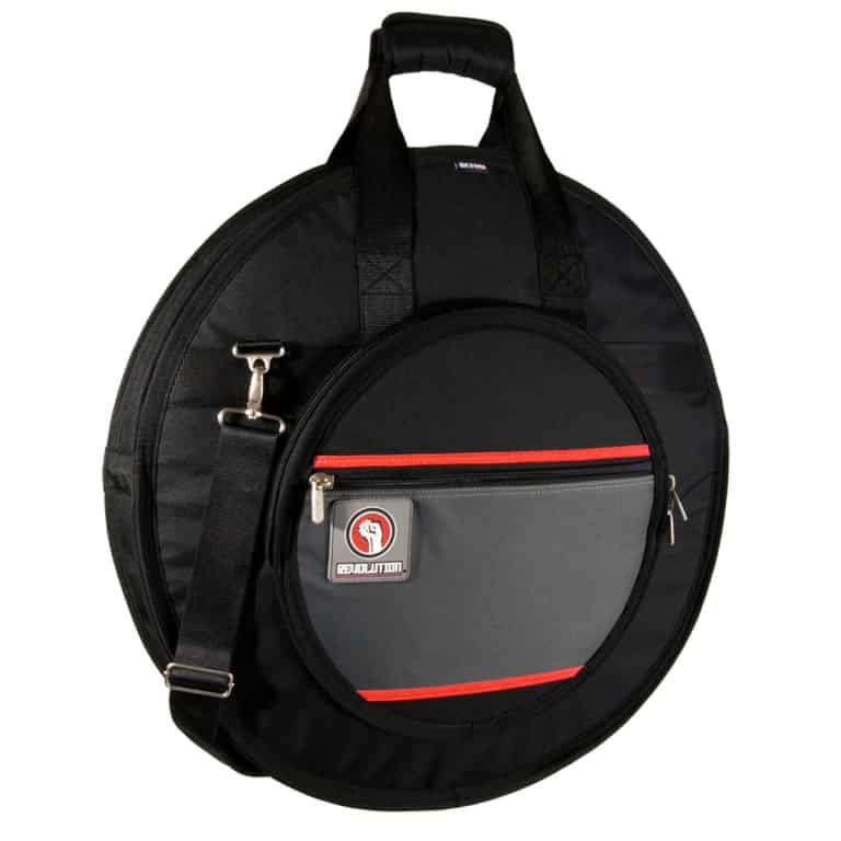 Ahead Armor Deluxe Cymbal Bag with Back Pack Straps