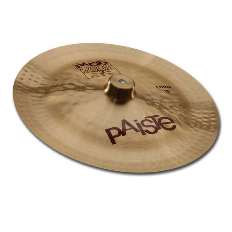 Paiste 2002 18in China