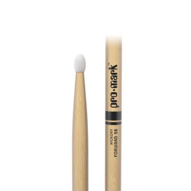 Promark TX5BN – Classic Forward 5B Hickory Nylon Tip Drumstick
