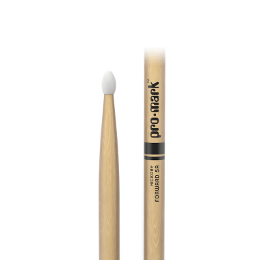 ProMark Classic Forward 5A Hickory Drumsticks TX5AN – Nylon Tip