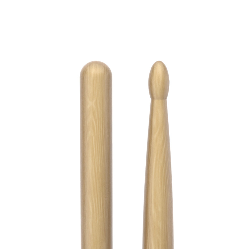ProMark Classic Forward 7A Hickory Drumsticks TX7AW – Wood Tip Stick