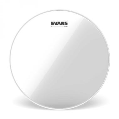 Evans G1 Clear 10in Drum Head