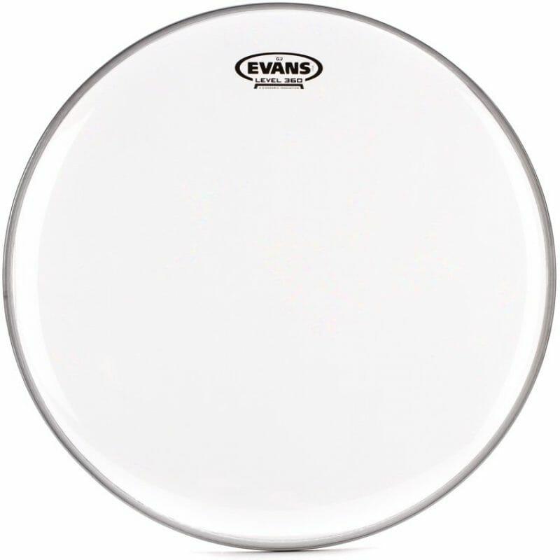 Evans G2 Clear 12in Drum Head