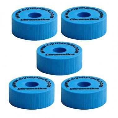 Cympad Chromatics 40/15mm 5 Pack – Blue