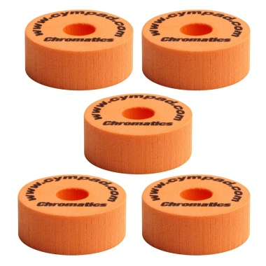 Cympad Chromatics 40/11mm 5 Pack – Orange