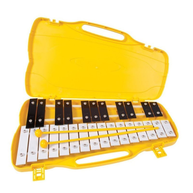 Performance Percussion 27 Note Glockenspiel – Metal keys