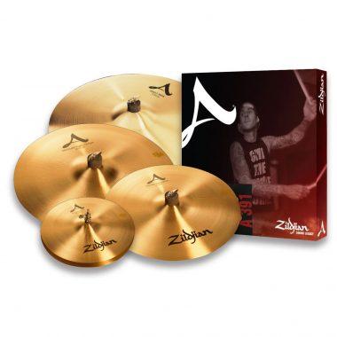 Zildjian A391 Avedis Cymbal Set with FREE 18in Medium Thin Crash