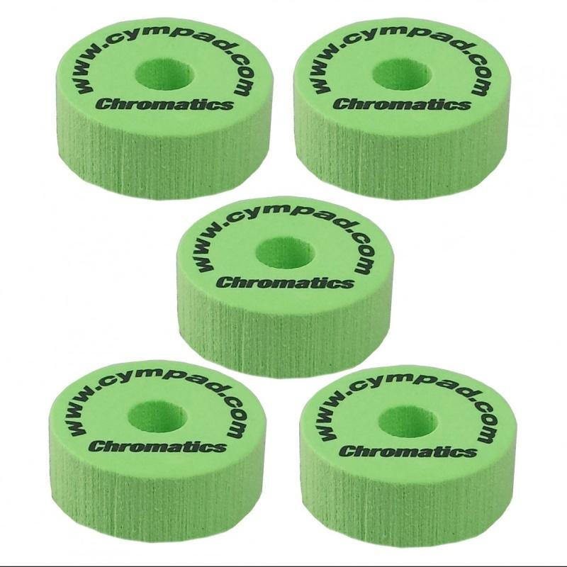 Cympad Chromatics 40/15mm 5 Pack – Green