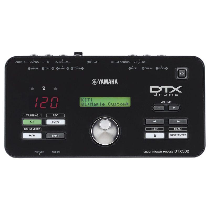 Yamaha DTX502 Electronic Drum Module – Ex-Display
