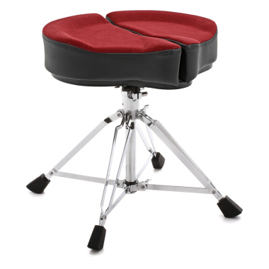 Ahead Spinal G Drum Throne – Red