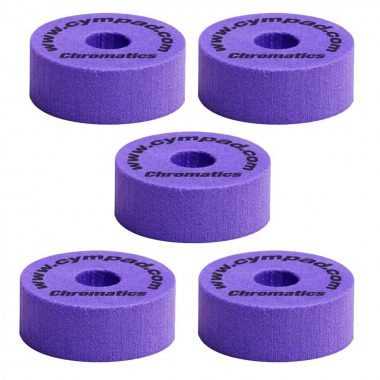Cympad Chromatics 40/15mm 5 Pack – Purple
