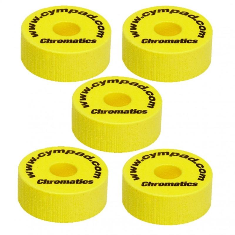 Cympad Chromatics 40/15mm 5 Pack – Yellow