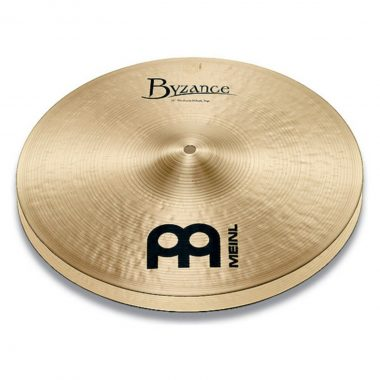 Meinl Byzance Traditional 13in Medium Hi-Hats