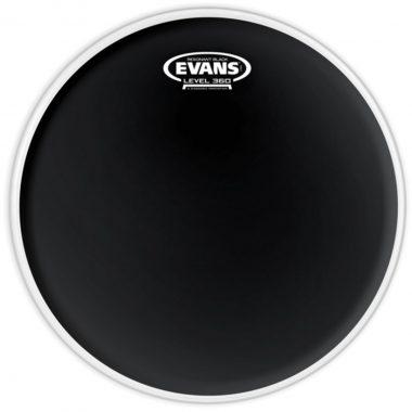 Evans Resonant Black 10in Tom Head
