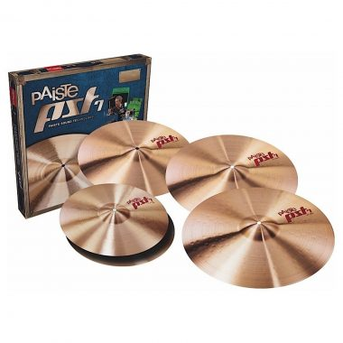 Paiste PST7 Light Cymbal Set – PST7SS16SET