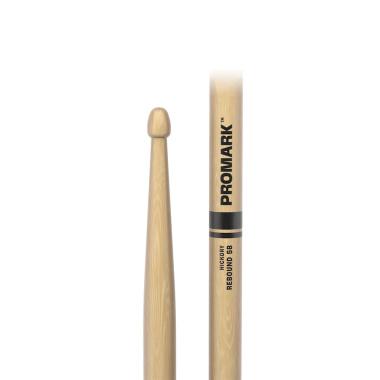 ProMark Rebound 5B Hickory Drumsticks RBH595AW – Wood Tip