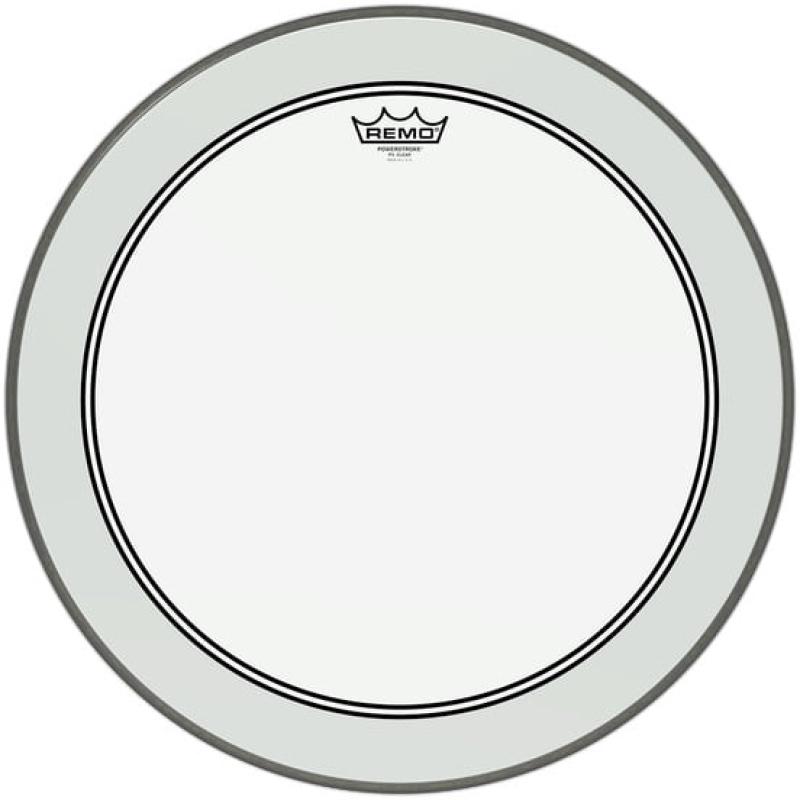 Remo Powerstroke 3 Clear 16in Drum Head