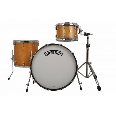 Gretsch Broadkaster Standard 3pc Shell Pack – Satin Classic Maple