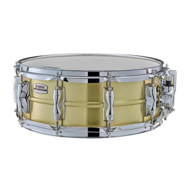 Yamaha Recording Custom 14×5.5in Brass Snare