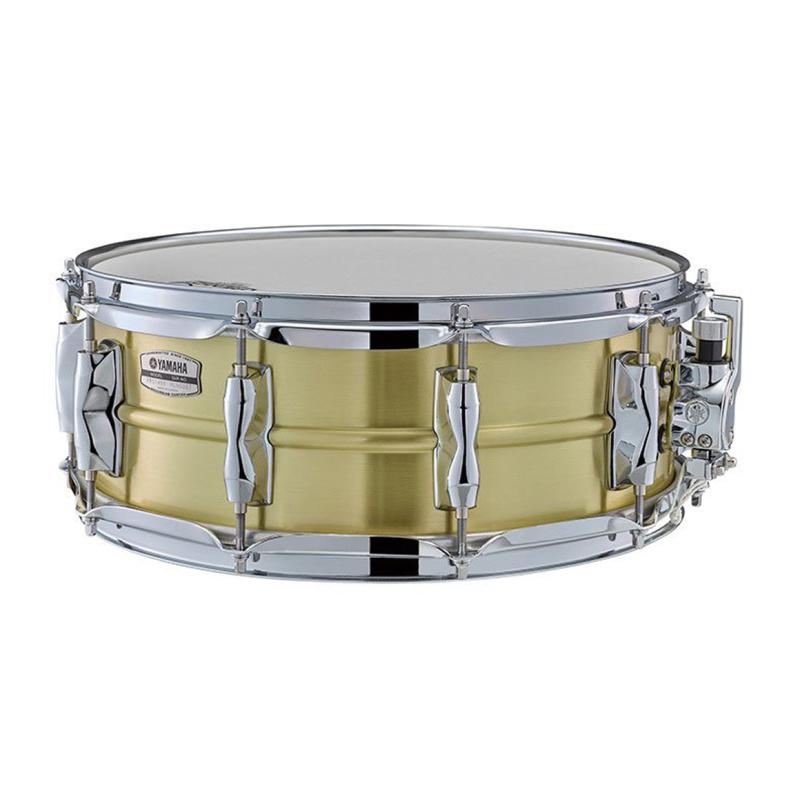 Yamaha Recording Custom 14×5.5in Brass Snare