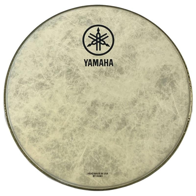 Yamaha Powerstroke 3 Fiberskyn 22in Logo Head by Remo