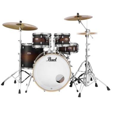 Pearl Decade Maple 20 Fusion 5pc Kit – Satin Brown Burst