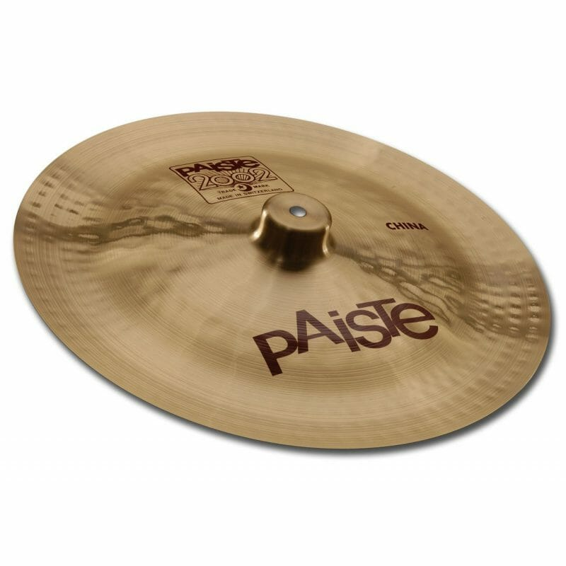 Paiste 2002 16in China