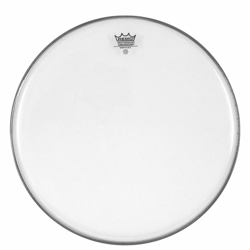 Remo Ambassador Clear 8in Drum Head