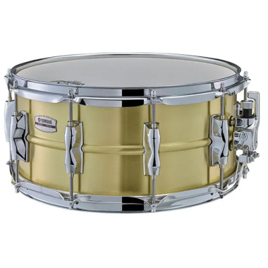 Yamaha Recording Custom 14×6.5in Brass Snare