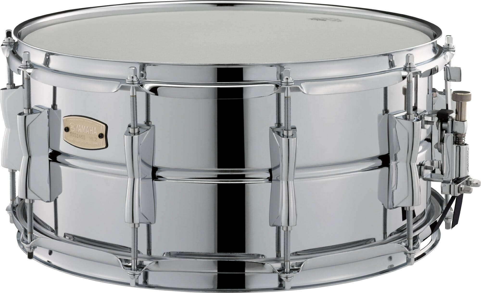 b96592f4db55 Yamaha SSS1465 Stage Custom 14x6.5in Steel Snare – Drummers Only