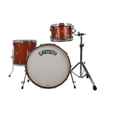 Gretsch Broadkaster Standard 3pc Shell Pack – Satin Copper