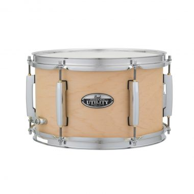 Pearl Modern Utility 12x7in Maple Snare – Matte Natural