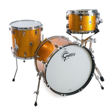Gretsch Brooklyn 20 3pc Shell Pack – Gold Sparkle
