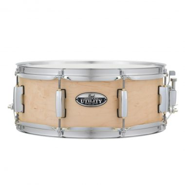 Pearl Modern Utility 14×5.5in Maple Snare – Matte Natural