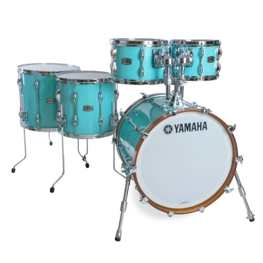 Yamaha Recording Custom 5pc 20in Shell Pack – Surf Green