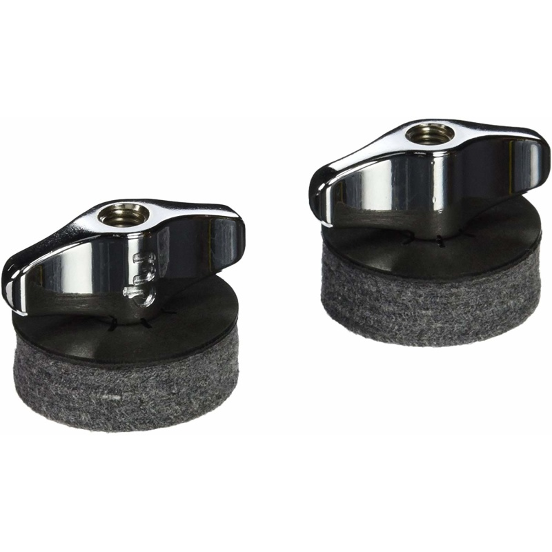 DW SM2231 Cymbal Wing Nut And Felt Combo – 2 Pack
