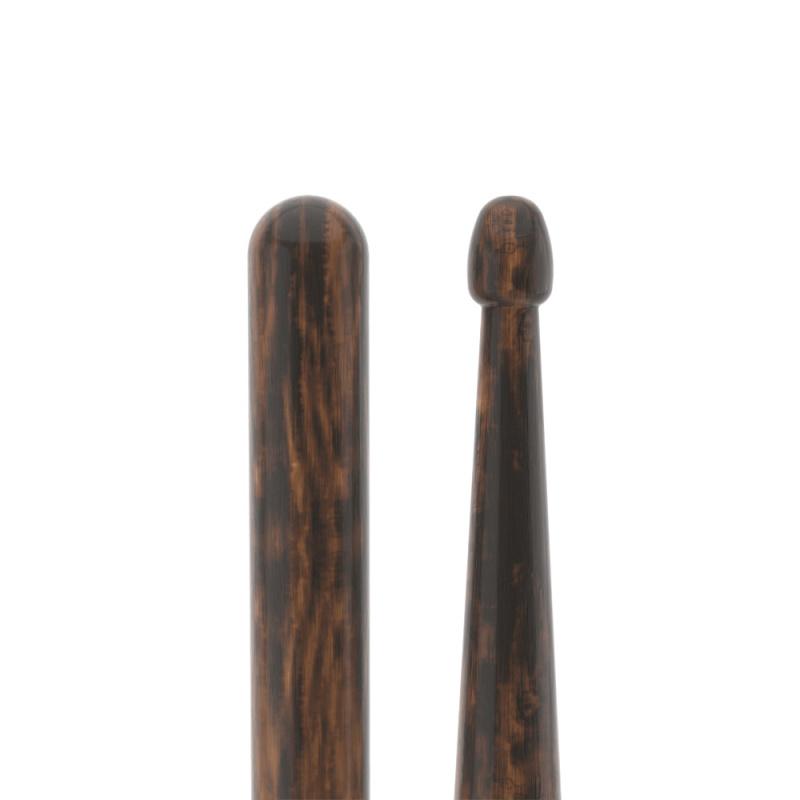 ProMark Rebound 5B FireGrain Hickory Drumsticks R5BFG- Wood Tip