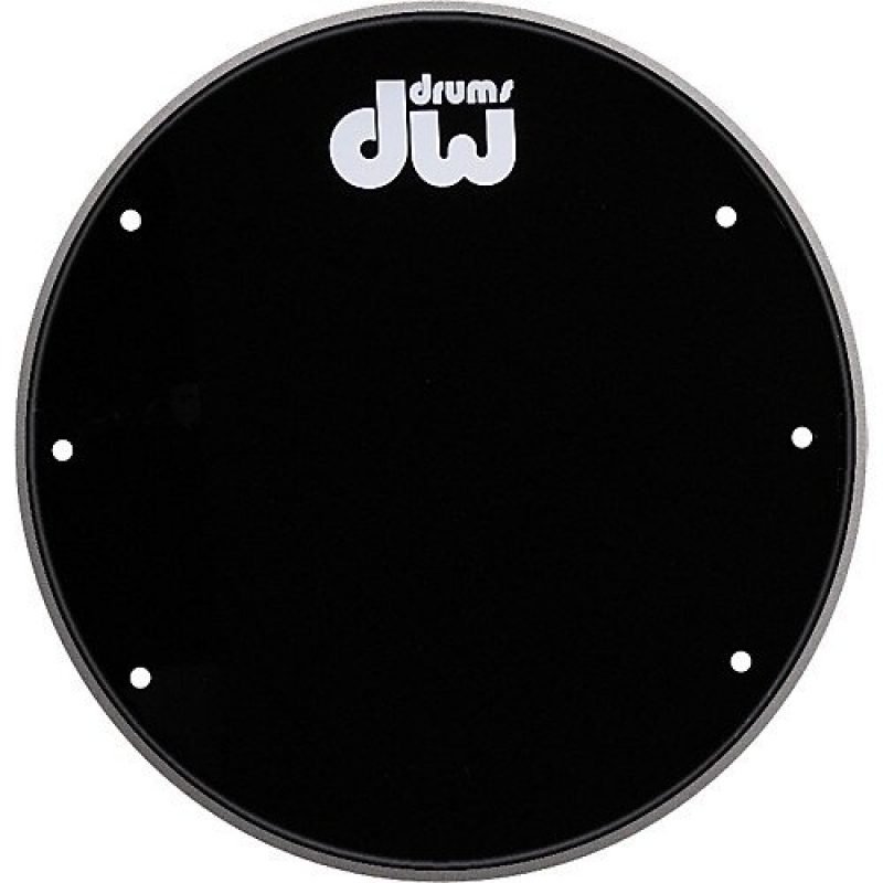 Remo 18in Ebony DW Logo Head