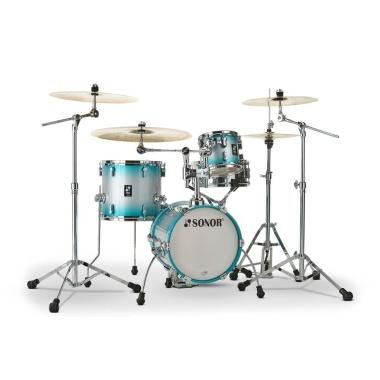 Sonor AQ2 Martini Set 4pc Shell Pack – Aqua Silver Burst