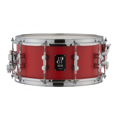 Sonor SQ1 14×6.5in Snare – Hot Red
