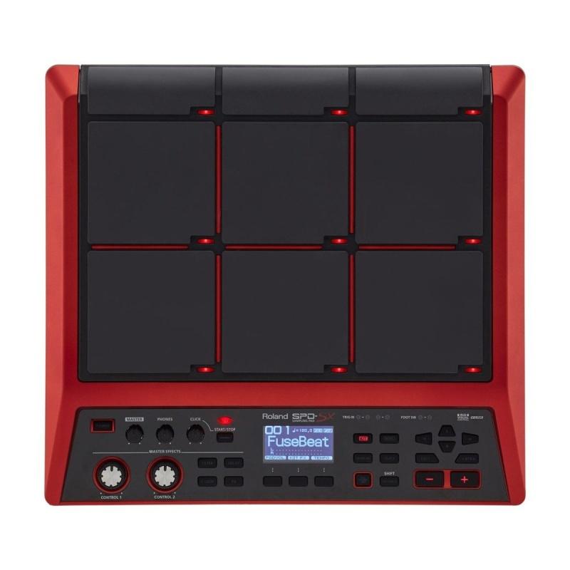 Roland SPD-SX SE – Special Edition Sampling Pad