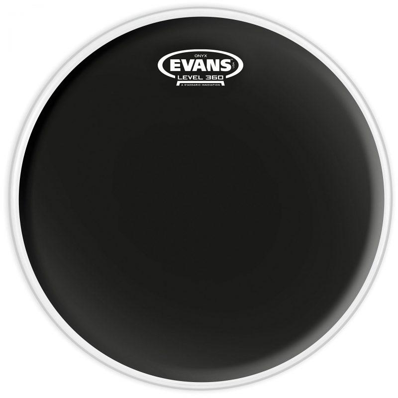 Evans Onyx 16in Drum Head