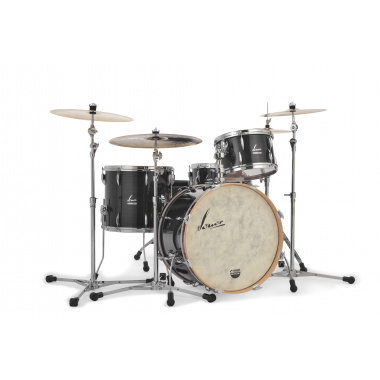 Sonor Vintage Series 3pc 22in Shell Pack With Mount – Vintage Black Slate