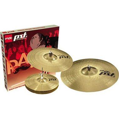 Paiste PST3 Universal Cymbal Set – PST3BS314