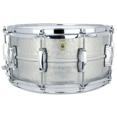 Ludwig Acrophonic 14×6.5in Snare Drum, LA405K