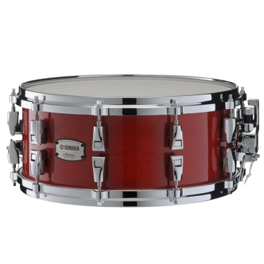 Yamaha Absolute Hybrid Maple 14x6in Snare – Red Autumn