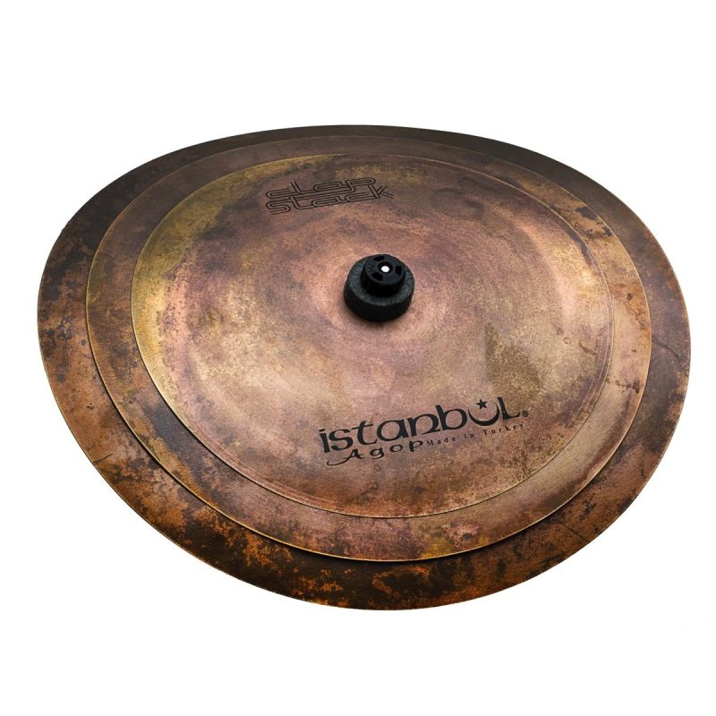 Istanbul 3pc Clap Stack FX Cymbals