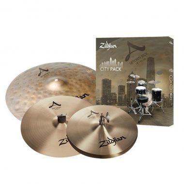 Zildjian A City Pack