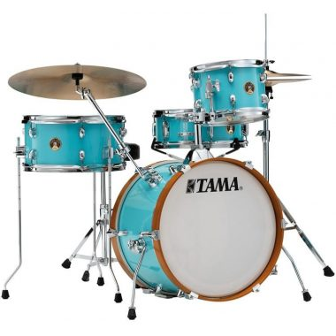 Tama Club-Jam Compact 4pc Shell Pack with Cymbal Holder – Aqua Blue