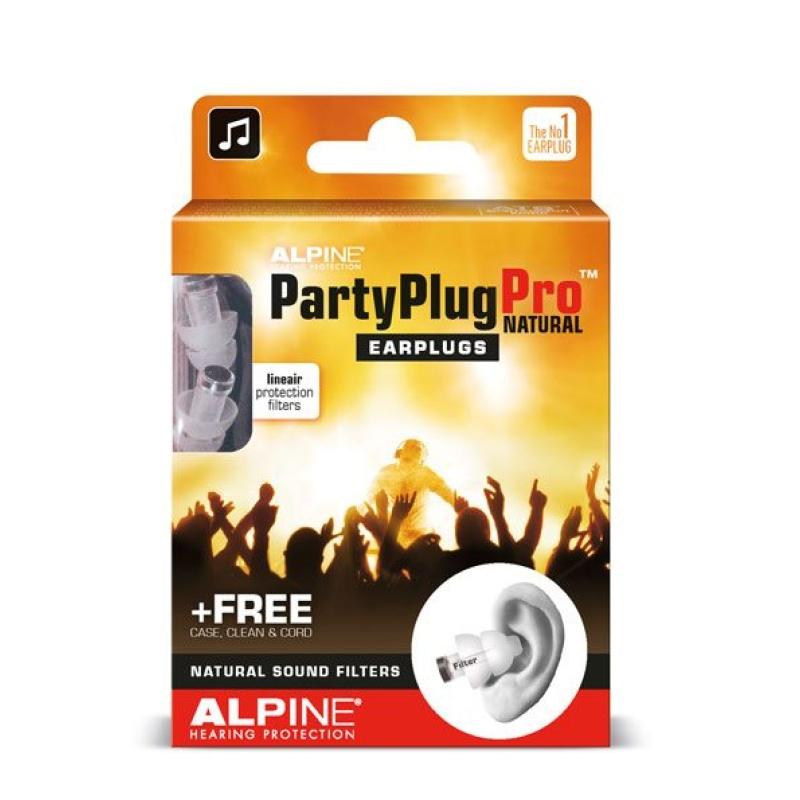 Alpine PartyPlug PRO – Natural